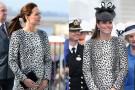 Kate Middleton Regina del riciclo: stesso abito, nuova gravidanza