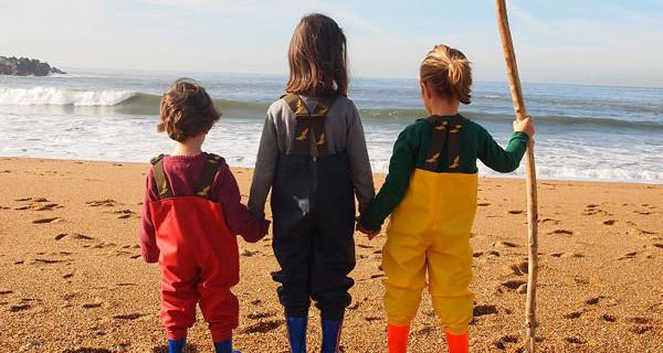 Kidsplay: il primo brand outdoor dedicato ai bambini che amano la natura