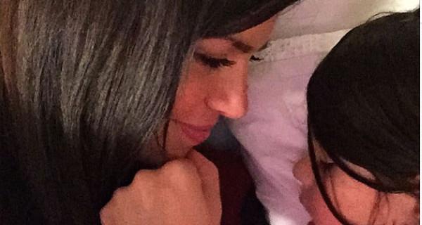 """Laura Torrisi dopo Leonardo Pieraccioni parla della sua vita da mamma: """"Vivo per mia figlia Martina"""""""