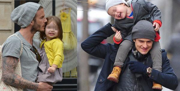 Belli, famosi e innamorati dei loro bimbi: ecco quali sono i Papà Vip più amati di sempre