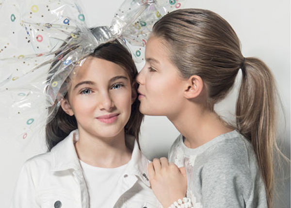 premium selection 2ccdd f00d8 Tendenze moda bambina: Patrizia Pepe presenta la collezione ...