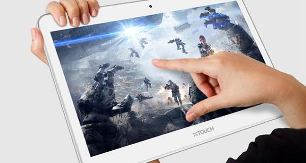 XTOUCH presenta PF10: il tablet perfetto per mamme e bambini