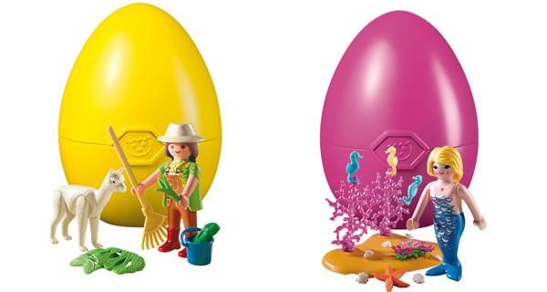 Ecco cosa regalare ai bambini a Pasqua al posto delle Uova di Cioccolato: l'idea di Playmobil