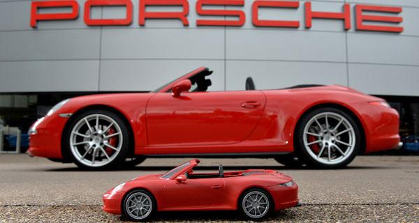 Porsche in miniatura per bambini: Playmobil presenta la replica esatta della sorella maggiore