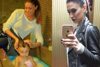 """Melissa Satta vs. Belen Rodriguez: """"Mi dispiace ma mio figlio è diverso Santiago"""" Le sue parole"""