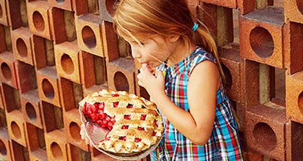 Tendenze moda bambina Estate 2015: stile picnic per le piccole fashioniste