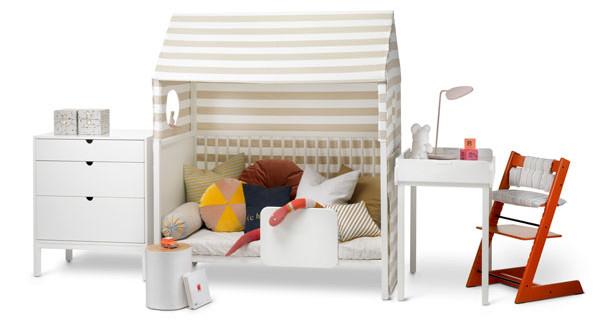 E' nata Stokke Home: la cameretta modulare che accompagna i bimbi durante la crescita