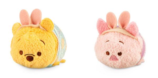 Pasqua 2015: Disney Store presenta gli Tsum Tsum in versione coniglietto pasquale