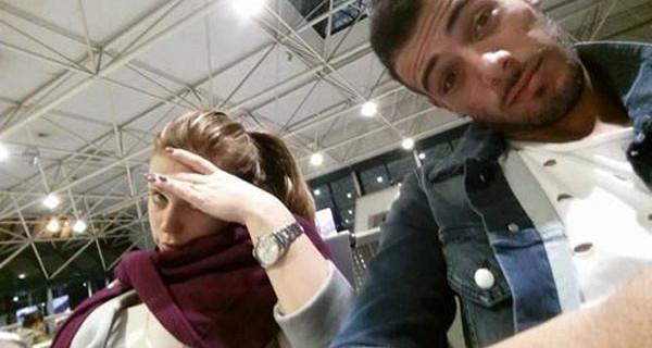 Aldo Palmeri e Alessia Cammarota bloccati in aeroporto. Ecco cos'è successo