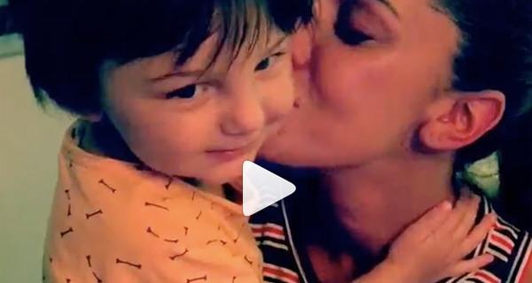 """Belen Rodriguez confessa: """"Ecco come ho deciso di crescere mio figlio Santiago"""""""