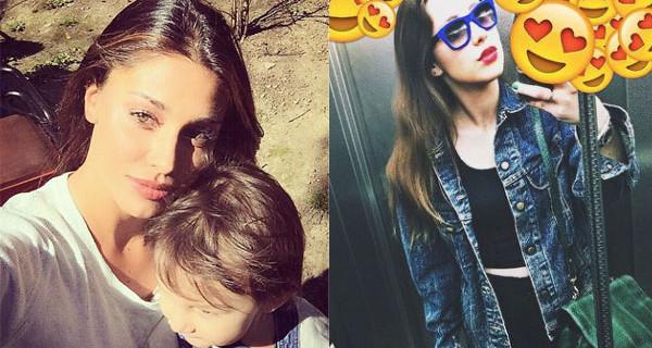 Aurora Ramazzotti imita Belen Rodriguez e offende Santiago: la polemica [VIDEO]