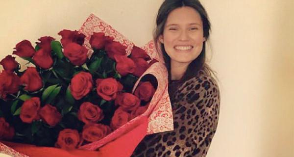 Bianca Balti mamma per la seconda volta: la modella presenta la piccola Mia