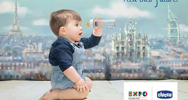 """Expo Milano 2015: con Chicco sarà la prima Esposizione Universale """"family friendly"""""""