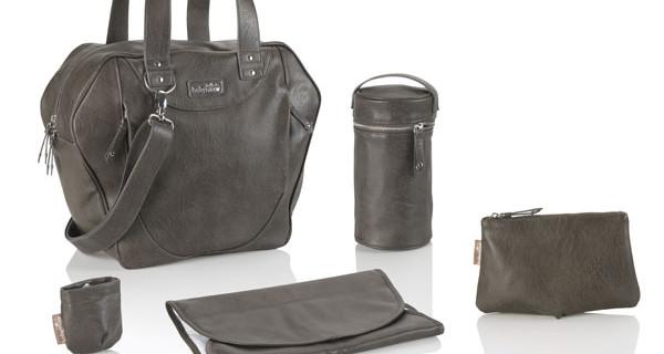 """City Bag per le neo-mamme: la borsa cambio di Babymoov """"travestita"""" da borsetta"""