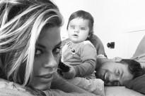 Brando, il figlio di Eugenio Colombo e Francesca, compie un anno: la dolce dedica della Del Taglia