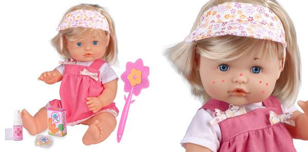 Nenuco Zanzarina: la nuova bambola di Famosa per l'estate delle bimbe
