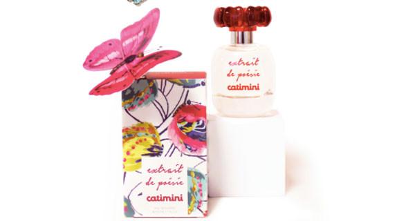 "Profumi per bambina: Catimini presenta la fragranza ""Extrait de poésie"""