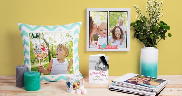 Regali per la Festa della Mamma: gli oggetti personalizzati con cui stupirla