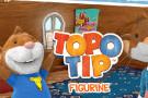 Topo Tip – Figurine: il protagonista del cartone animato diventa una app per bambini