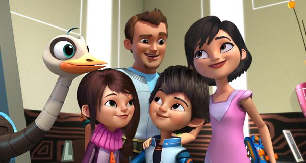 Miles dal Futuro: la nuova serie animata di Disney Junior creata con la NASA