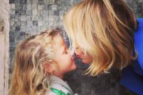 """Alessia Marcuzzi: """"Amo i bambini. Terzo figlio in arrivo? Magari tra un po'"""""""