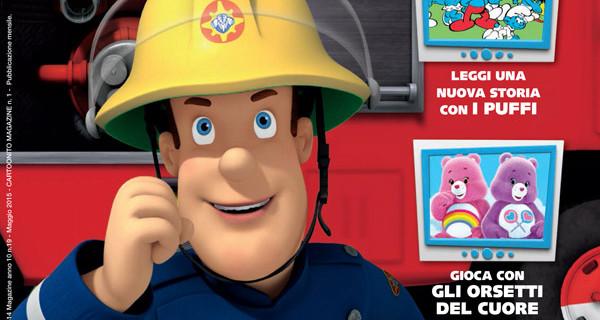 Cartoonito Magazine, arriva la nuova rivista dedicata ai bambini