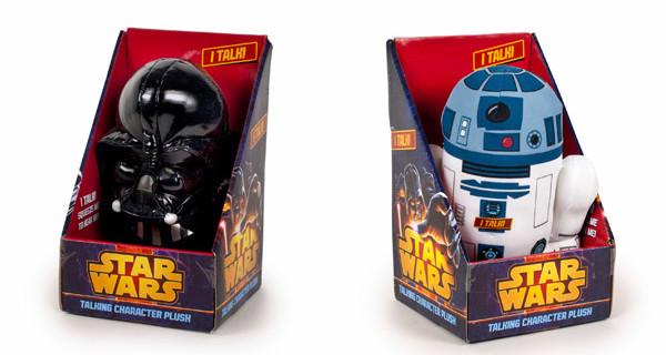 Star Wars torna al cinema: i peluche elettronici firmati Famosa