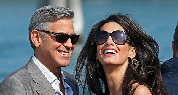 """George Clooney e Amal Alamuddin, figlio in arrivo? """"Potrebbe succedere"""""""