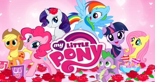 My Little Pony protagonisti dell'evento Firenze4Ever di Luisaviaroma