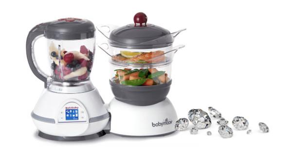 Robot da cucina automatico per le pappe dei bambini (e non solo): ecco Nutribaby