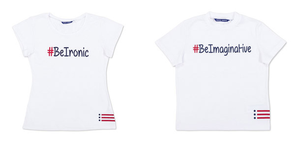 T-Emotion, le ironiche e originali t-shirt di Original Marines per grandi e piccoli