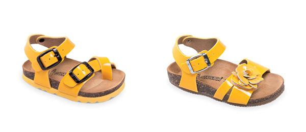 Sandali comodi per bambini: i modelli Rafting Goldstar della collezione Estate 2015