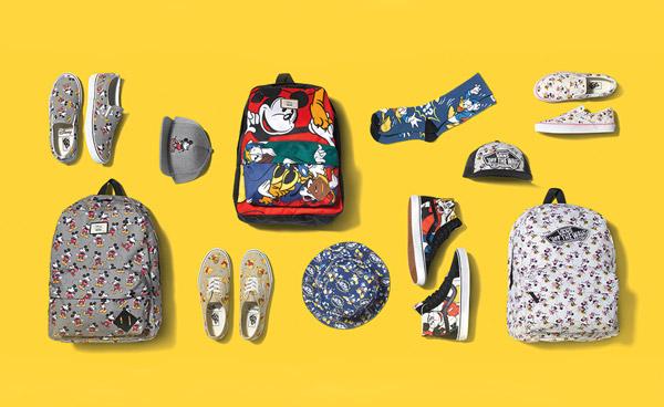 Vans e Disney  la collezione di scarpe 5858830696b