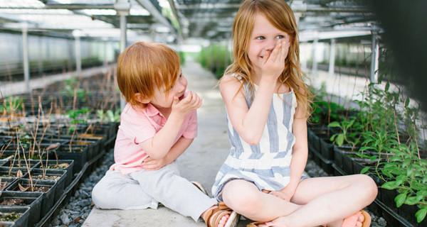 Fratelli e sorelle: il look proposto da Zara Kids per l'estate