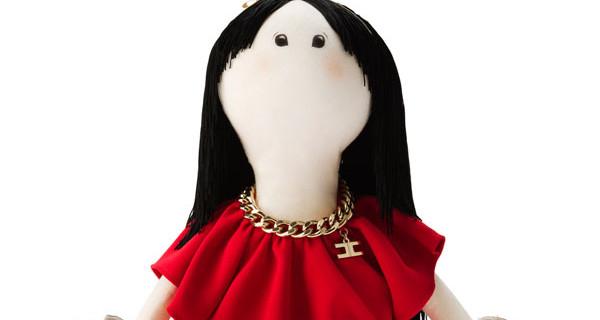 Wall of Dolls 2015: la bambola di Elisabetta Franchi per l'evento benefico