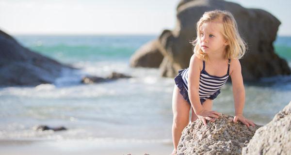 Costumi da mare per bambini: i modelli di Kenzo, Catimini, Paul Smith per l'estate
