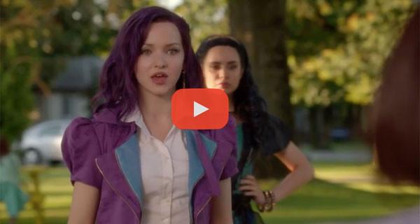 Il trailer di Descendants, il nuovo film Disney: protagonisti i figli dei cattivi