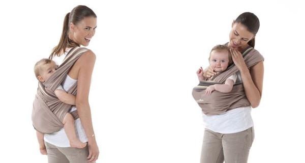 Fascia portabebè: i benefici per mamma e neonato