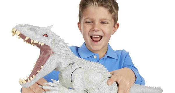 I giocattoli Hasbro dedicati al nuovo film di Jurassic Park: Jurassic World