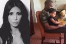 Kim Karsashian incinta di un maschietto? L'annuncio in occasione della Festa del Papà