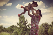 """Laura Pausini, intervista: """"Ecco perché mia figlia mi dà la forza di continuare così"""""""