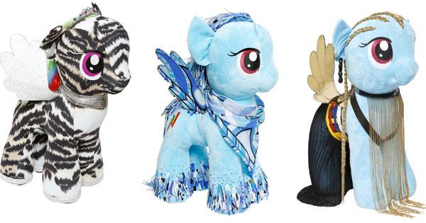 My Little Pony sempre più alla moda: i pupazzi in edizione limitata a Firenze4Ever