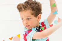 Noukie's a Pitti Bimbo presenta la nuova collezione bambini PE 2016