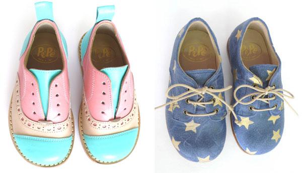 Pitti Bimbo 2015  Pèpè presenta la nuova collezione di scarpe per bambini  a56ae07e497