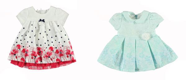 Sarabanda: la collezione Primavera Estate 2016 per bambina