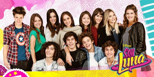Ruggero Pasquarelli dopo Violetta torna con una nuova serie tv Disney: Soy Luna