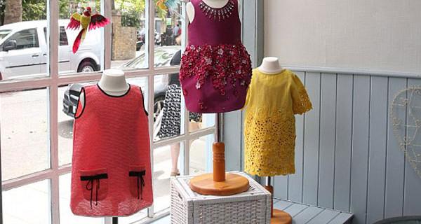 The Harper Beckham Boutique: iniziata la vendita dei vestiti della figlia di David e Victoria