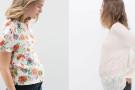 Zara Premaman: abbigliamento alla moda dedicato alle donne in gravidanza