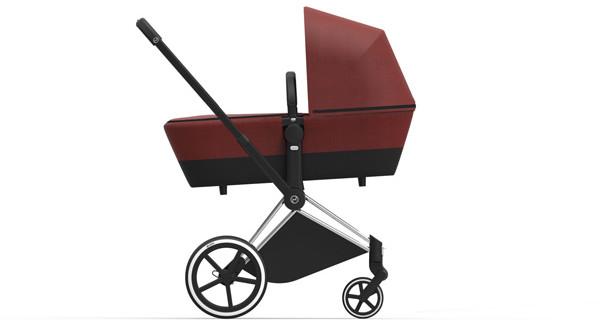 Passeggini Cybex ispirati al design di Charles & Ray Eames