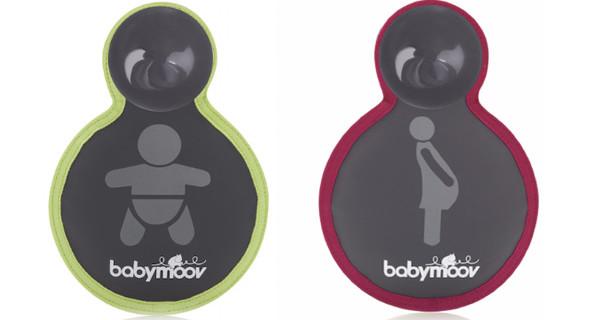 Bebè a bordo: il segnale auto dedicato anche alle donne in gravidanza